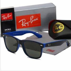 2140 del progettista di marca di alta qualità protezione UV di modo degli uomini di sport esterno degli occhiali da sole dell'annata delle donne Retro occhiali con la scatola e casi R20