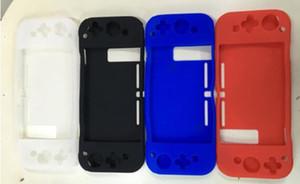 Anti-glissement de protection en silicone cas Gel de couverture complète de protection pour DHL Controller Switch Nintendo