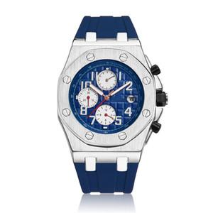 Top Brand Offshore Series Sport Mens Watch Luxury Automatic Mechanical Watches Men Royal Oak Designer Wristwatches montre homme