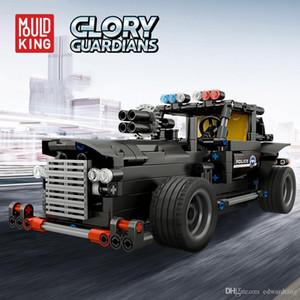 YX-Polizeiwagen-Modell Building Blocks, SWAT Fahrzeuge, DIY Elektro RC Developmental Spielzeug, für Kid 'Geburtstag' Partei Weihnachtsgeschenke, Sammeln