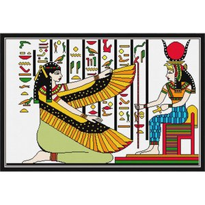 Everlasting love Egyptian Chinese 5d diamond painting full square christmas decorations for home wedding decoration navidad gift