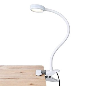 1 BRELONG LED Eye Clip Clip Desk Lamp Reading Fill Light Third-level Dimming USB Powered 1 pc 0A11 1 PC 1pc