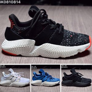 Prophere EQT Bambino Infantile Propène EQT 4 4S riccio Bambini Running Shoes Supporto Toddler Athletic Boy Girl Bambini Sneakers Triple Olive Sport Size26-35