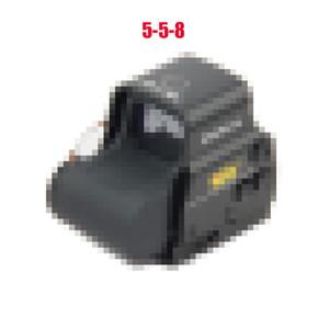 20mm 레일 마운트 전술 556 558 홀로그램 사이트 T-점 레드와 그린 도트 사냥 소총 범위