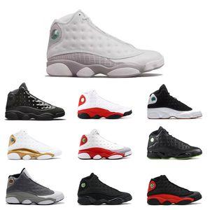 2020 أحذية الرجال لكرة السلة 13 13S سعادة لديك لعبة فرط الملكي كاب وثوب الحب مباراة فاصلة احترام ولدت الرجال المدربين الرياضة احذية 7-13