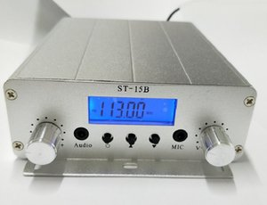 15 Watt FM Transmitter Gebrauchte Broadcast Equipment