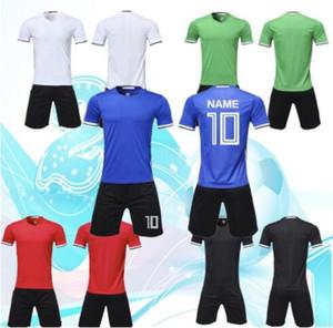 Bem-vindo ao fim! O novo kit de treinamento de futebol em 2018, sportswear, bolas esportivas, camisolas e equipes de treinamento DIY pode lidar com nomes, números de um