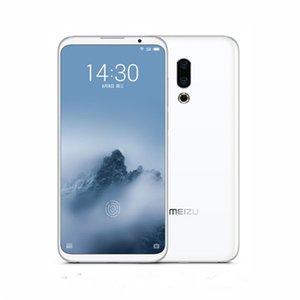 "Original Meizu 16 Plus 4G LTE teléfono celular de 6 GB de RAM 128 GB ROM Snapdragon 845 Octa Core Android Teléfono de la huella digital 20MP Face ID Smart Mobile 6.5"""