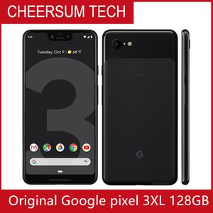 Reformiert Google Pixel 3XL Handy Globale 4GB 64GB Snapdragon 845 Octa-Core 6,3 Zoll Android 9.0 NFC 4G LTE Telefon