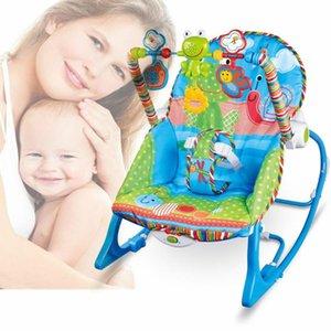 Kidlove bebé multifunción oscilación eléctrica de la música Appease la silla de oscilación del bebé cuna