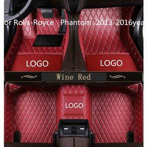 Rolls-Royce Phantom 2013-2016year kaymaz toksik olmayan ayak pedi araba ayak pedi için