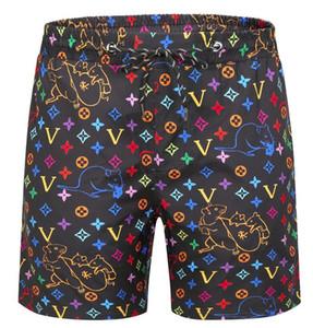 2020 Y-3 New men's designers beach Board Shorts Navy high quality shorts casual wear Y-3