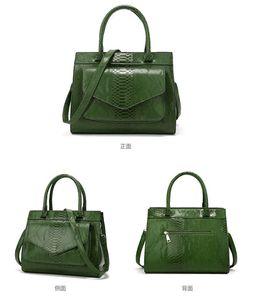 2019 neue schlange muster handtasche big bag Europäischen und Amerikanischen mode damen einfache atmosphäre umhängetasche mode wilden tasche