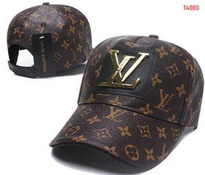 Лучшие продажи роскошных L V UITTON дизайнер Cap Snapback Бейсболки Досуг Регулируемые Snapbacks Шляпы Casquette открытый гольф спортивные папа шляпа 11