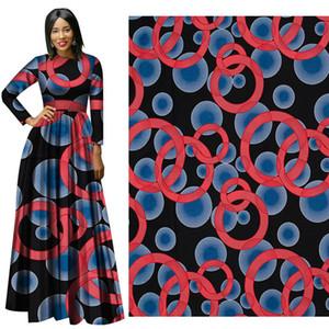 New 100% Cotton fabric 6 Yards ankara fabric african real wax print Bazin Fabric ankara Wax binta real Wax Fabrics