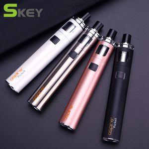 Los cigarrillos original Aspire PockeX arranque Kits de bolsillo AIO electrónicos Con 1500mAh batería y 2 ml de capacidad 0.6ohm Aspire PockeX Vape bobina