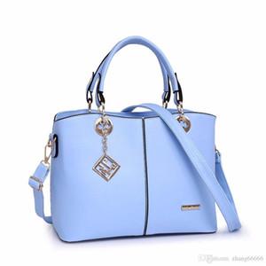 Crazy2019 ربيع الخريف المرأة حقيبة يد جلدية جذابة المرأة كبيرة حقائب الكتف 7 اللون زيبر السيدات حقيبة bolsas femininas