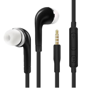 Wired Headphones Super Bass 3.5mm Earphones Headset Hands Free Earbuds with Mic For Xiaomi iPhone Samsung S4 S5 S6 S7 S8