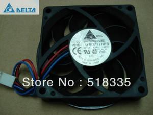 Nouveau ventilateur d'origine Delta AFB0712HHB 7CM 70MM 7015 70 * 70 * 15MM DC12V 0.45A Garantie de fabrication