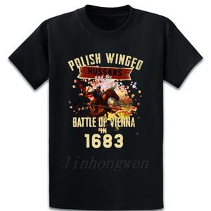 Polisch Hussar Battle Of Vienna Polska T Shirt Short Sleeve Fit Crew Neck Designing Formal Fashion Cool Spring Shirt