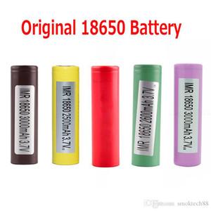 Originale Lg HG2 30Q VTC6 3000mAh Samsung INR18650 25R HE2 HE4 2500mAh 2600mAh VTC5 VTC4 18650 Genuine ricaricabile 100% autentico