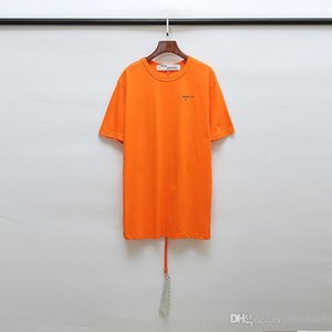 Hot 2020 Arrow Monroe Print Mens Women Designer T Shirts Off Mens Fashion Designer T Shirts White Short Sleeve S-XL o49 B1V99PEE