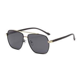 Top Quality 2020 New Luxury uomini del progettista di modo delle signore occhiali da sole popolari rettangolare Occhiali da sole protezione UV 100% con la struttura