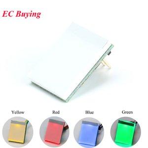 Circuiti integrati di tocco capacitivo pulsante interruttore httm Touch Sensor Module Verde Blu Rosso Giallo RGB Colorful visualizzazione Integrated Circuit