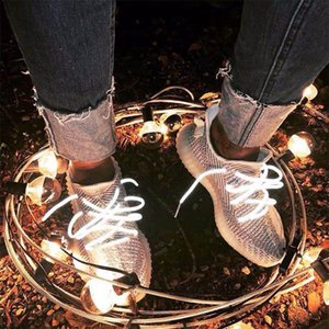 free shipping Static Reflective Running Shoes Butter Semi Men Women Designer Sneakers Summer 36-45mens designer shoes women