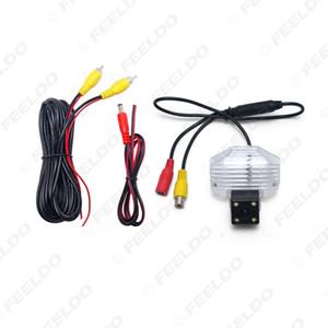 Cámaras de visión trasera del coche Parking Sensors Con 4LED se enciende para Toyota Corolla / VIOS / Avensis cámara del estacionamiento # 4053