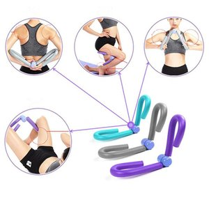 Multi-functional Thigh Master Ab Leg Arm Shaper Yoga Exerciser Fitness Workout Muscle sliming Massage Hand Gripper Tools
