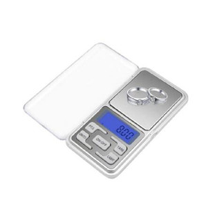 100g 200g 300g 500g X 0.01g  0.1g Jewelry Pocket Scales High Precision Gold Diamond Jewelry weight Balance digital scales Electronic Scales