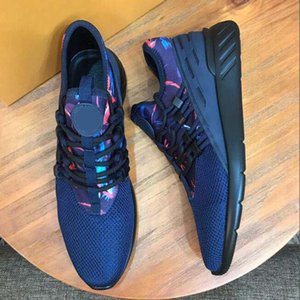 2020 men Designer shoes Stretch-Knit Speed Trainer Casual Shoe Man Cheap sock Sneaker low platform chaussures Red Bottom sneakers RT3