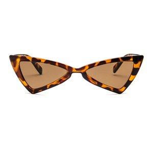 Cat Eye Sunglasses Women Irregular UV400 Eyewear Sun Glasses PC Frame Resin Lens Travel Glasses men oculos feminino Decor