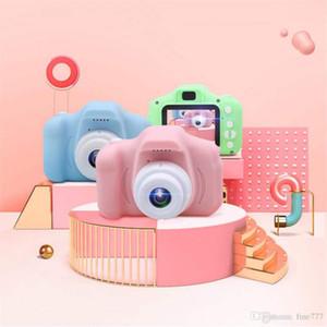 2 بوصة شاشة hd chargable كاميرا رقمية مصغرة كاميرا كارتون الاطفال لطيف اللعب في التصوير الدعائم للطفل هدية عيد ميلاد