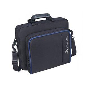 케이스 / 크기 운반 슬림 PS4 SYTEM BAG 핸드백 게임 플레이 스테이션 4 콘솔 보호 숄더 프로방지 원래 캔버스 PS4 Aatjx