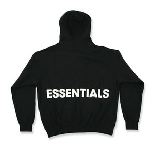 Nouvelle crainte de Dieu Hoodie Hip Hop Sport Street Hommes styliste Hoodies Mode Essentials Sweat-shirt