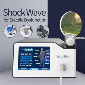 ED CE içindeki en düşük zimmerwave fizyoterapi Protable Şok dalgası terapi cihazı profesyonel ağrı şok dalgası