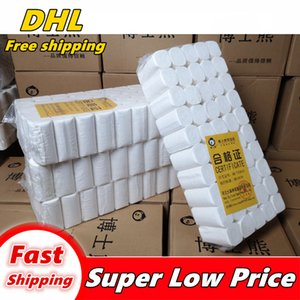 Wholesale In Bulk White Wood Pulp Quality Toilet Paper 4 - Layer Solid Paper Is Very Good Toilet Papers Rolls Tissue 001