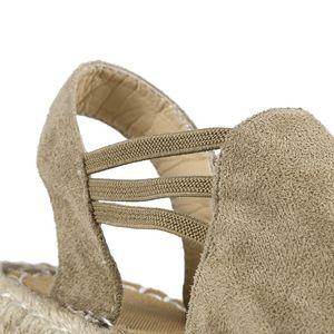 Sagace donna piattaforma sandali scarpe donna 2019 nuova estate spiaggia tessitura scarpe piatte moda signore signore sandali casual sandali