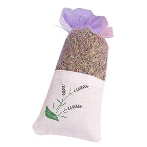 1bag Doğal Gül Lavanta Jasmine Bud Kurutulmuş Çiçek Poşet Çanta Aromaterapi Aromatik Hava Yenile Diğer Kat Organizasyonu