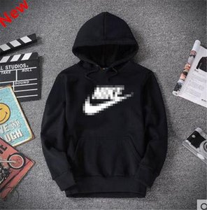 New Hoodies Sweatshirts Couple Top Solid Color Coats Hooded Sweater Jacket Fashion Hip Hop HFWY015