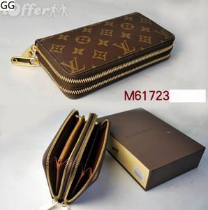 c98 femmes porte-monnaie métal pur à double fermeture éclair arc-noeud portefeuilles à long multicarte haut téléphone fille ligne de pression capacité cadeau portefeuille ZZ1P J6J2