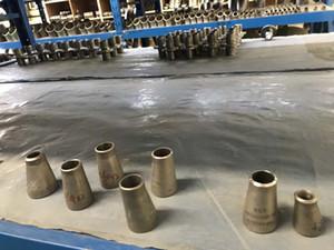 Prix concurrentiel Gr2 Titanium Concentrique Réducteur Titane bout à bout soudé réducteurs excentriques Vente chaude titane réducteur concentrique