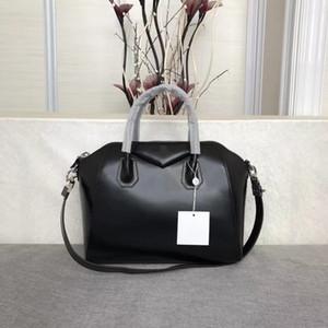 2020 de la marca de lujo bolsas de hombro del bolso del diseñador Antigona las mujeres de cuero original de calidad superior de la bolsa bolsas bolso negro