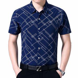 Camisa Casual Dos Homens BROWON 2020
