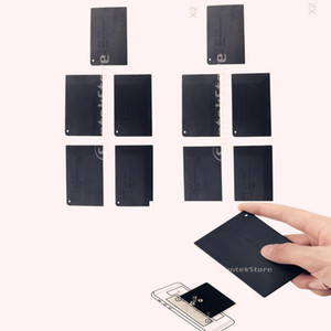 10 Pack Professional Repair Tools Pry Battery DIY Disassemble Tough Card Cell Phone Opening Kit for Apple iPhone Android Samsung and More