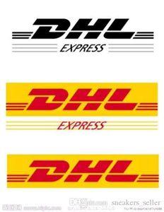 دفع اضافية لسفينة سريع مع DHL