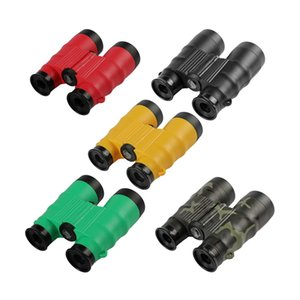 6X Kids Binoculars Set With High Resolution Real Optics For Bird Watching Amazing Presents Gifts Toys For Boys Girls