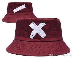 Moda Luxo Banido Campeão Dope Closed bonés de beisebol Equipa Desportiva Grande tampa do Brim Sun Homens Mulher Hat Football Bucket Hat Fishman Barrel 01